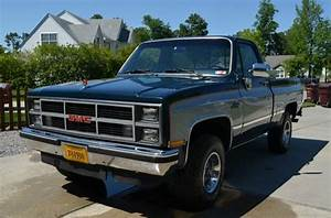 Sell Used 1984 Gmc K