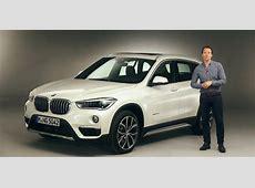 2016 BMW X1 Detailed Walkaround Video Talks Design, FWD