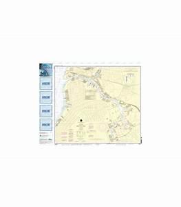 Oceangrafix Noaa Nautical Charts 12338 East River Newtown