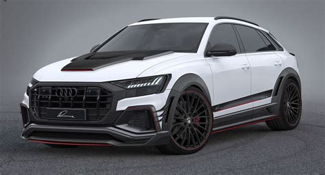 lumma wants to do this to the audi q8 what say you carscoops