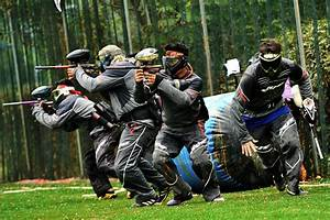 Red Dynasty Paintball Park - ORTO  Paintball