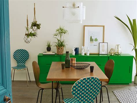deco salle  manger  styles  adopter joli place