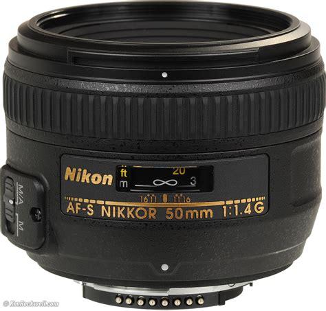 nikon af s 50mm f1 8 g lens nikon 50mm f 1 4 g review