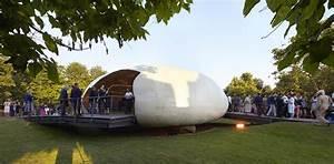 Smiljan Radic's Serpentine Pavilion / Images by Hufton ...