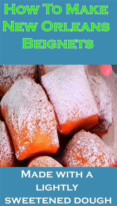 beignets orleans frying oil beignet superfashion powdered sugar