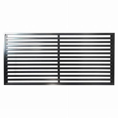 Bunnings Screen Aluminium Panels Deco Panel Satin