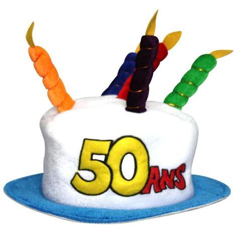 gateau anniversaire 50 ans chapeau gateau anniversaire 50 ans achat vente chapeau