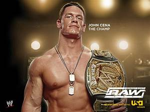 Photo Album: John Cena - WWE Champion