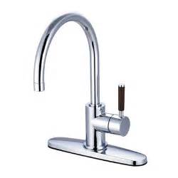 lowe kitchen faucets gourmetier gs871 wilshire single handle kitchen faucet lowe 39 s canada