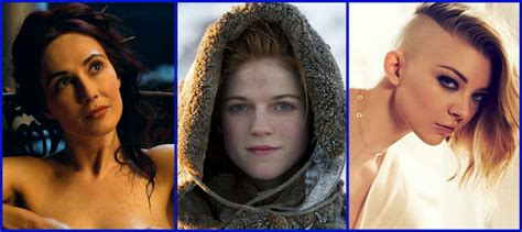 the most beautiful actress in game of thrones the 7 hottest game of thrones actresses brain berries