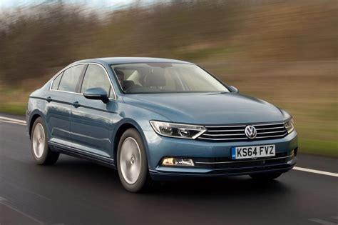 Volkswagen Passat Review 2015