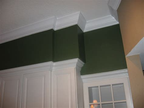 Kitchen Soffit Trim Ideas by Crown Moulding Soffit Traditional Kitchen Ta
