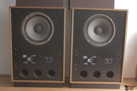 tannoy arden speakers  hpd  dual concentric