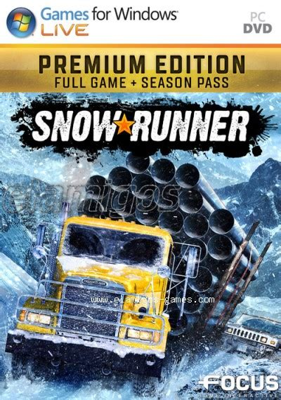 Enjoy millions of the latest android apps, games, music, movies, tv, books, magazines & more. Download SnowRunner A MudRunner Game Premium Edition PC MULTi12-ElAmigos [Torrent ...