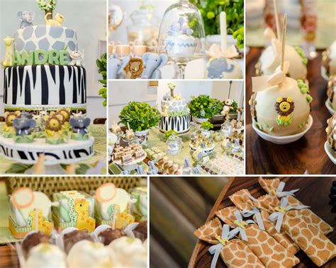 Kids Party Hub Baby Shower And Christening Theme Ideas