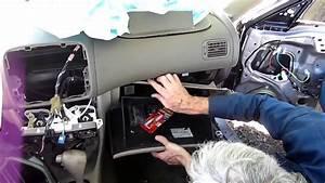 Toyota Corolla Chevrolet Prizm Blower Motor Removal