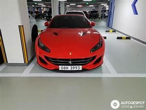 Nouvelle Ferrari Portofino : ferrari portofino 2 janvier 2019 autogespot ~ Medecine-chirurgie-esthetiques.com Avis de Voitures