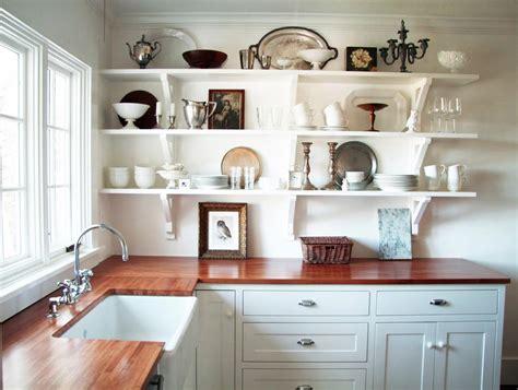 etageres cuisine idées des étagères de cuisine décor de maison