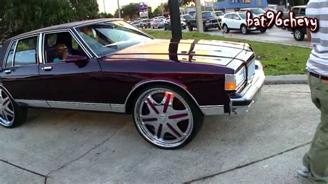 Candy Purple Box Chevy On 26