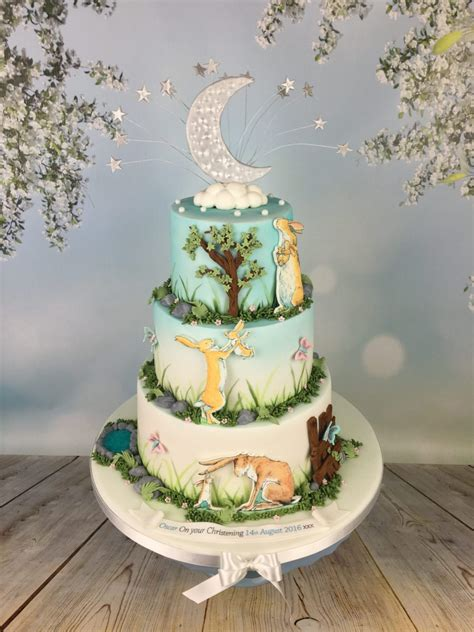 guess    love  christening cake mels