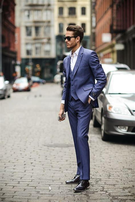 Elegant Suit Men Fashion Menswear Gentleman Style