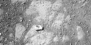 Mars Mystery Rock 'Looks Like A Jelly Doughnut'