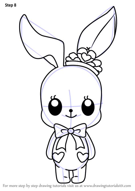 learn   draw  bunny  aikatsu stars