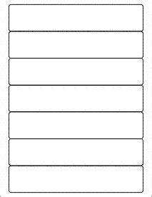 blank water bottle label template  wl
