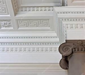 Corniche Plafond Platre : plafond de corniche de pl tre complexes photographie illu 21121167 ~ Voncanada.com Idées de Décoration