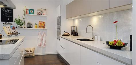 cocinas blancas  el hogar todo  acierto