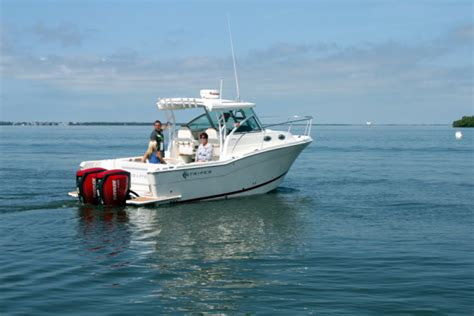 Striper Boats by Striper Boats Launching New 270 Walkaround And 270 Center