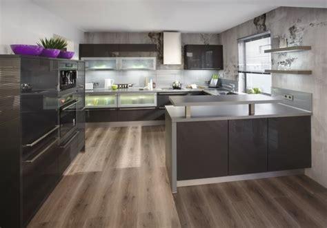 Exemple Plan De Cuisine - cuisine gris anthracite 56 idées pour une cuisine chic