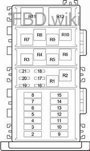 U0026 39 96 Zg Fuse Box Diagram