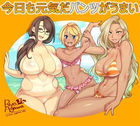 Ryo Agawa Tumblr Set May August 2014 1 177 Hentai Image