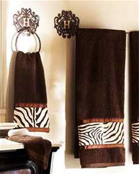 zebra prints  decorative patterns  modern bathroom