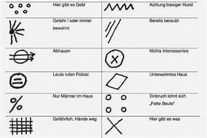 Gaunerzinken Was Tun : die geheimzeichen der einbrecher news basel land ~ Watch28wear.com Haus und Dekorationen