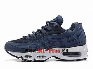 Chaussure Pour Femme Pas Cher : nike air max 95 chaussures nike sportswear pas cher pour femme enfant bleu blanc 307960 a002 ~ Dode.kayakingforconservation.com Idées de Décoration