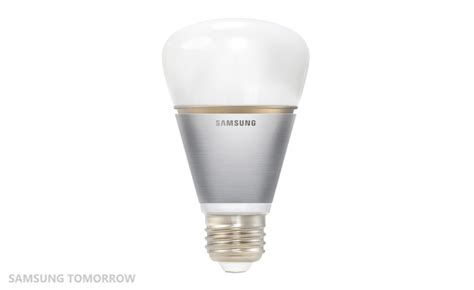 samsung debuts new led smart bulbs at light building