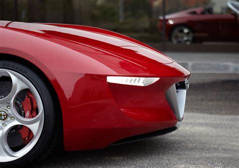 Pininfarina And Alfa Romeo 2uettottanta Concept