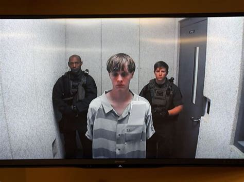 Dylann Roof Pleads Not Guilty  But Wants To Plead Guilty