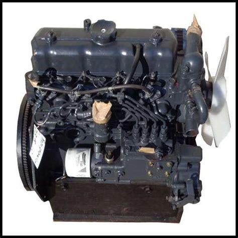 Dieselmotor Motor Mitsubishi K4e 1415 Ccm 33ps Gebraucht