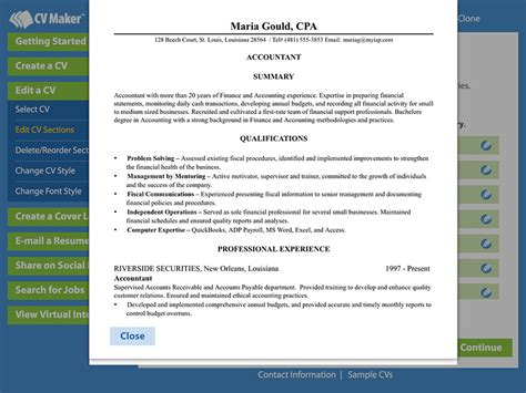 write a better resume resume maker for individual
