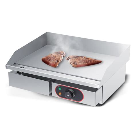Kitchen Grill Plate by Aliexpress Buy 3kw Stainless Steel Electric Griddle