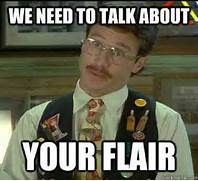 Office Space Flair Quotes QuotesGram