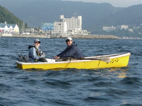 Country Club Fishing Boat by Quot Scan Then Fish Quot Boat Game Ito Shizuoka Tokyo Fly