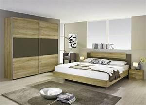 moderne chambre a coucher complete archzinefr With tapis yoga avec canape armoire lit