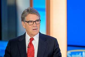 Rick Perry's caught up in the impeachment inquiry for his ...