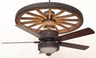 copper canyon cheyenne wagon wheel ceiling fan