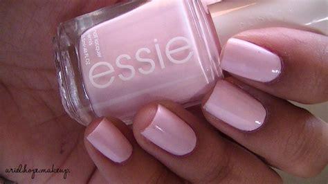 Essie Light Pink Nail Polish