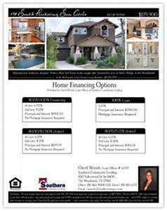 advertisement flyers templates my blog business With free mortgage flyer templates